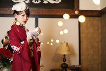 成人式・結婚式のレンタル振袖 別嬪 / 大阪心斎橋にあるレンタル着物別嬪では、結婚式や成人式にピッタリな本物のアンティーク振袖やレトロ振袖を多数ご用意しています。