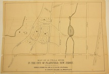 Old Plainfield Maps