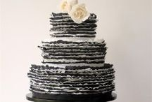 Cakes - Frill and Ruffle cakes / by Cake Envy Melbourne