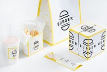 burger packaging