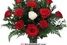 14 Şubat Sevgililer günü / Sevgililer gününe özel çiçek çeşitleri