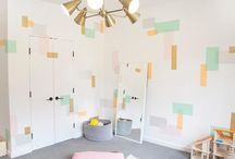 Kids' Rooms and Play Spaces
