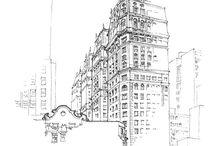 Sketching / Sketching and drawings
