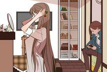 same relationship comic