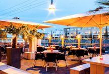 UIT Restaurants, terrasjes enz.