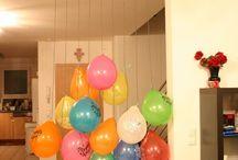 Kids Birthday Party / by Jennie Olivier-Johnston