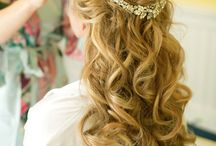 Wedding Hair! / by Masey Morris