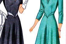 13 мода-1940-50