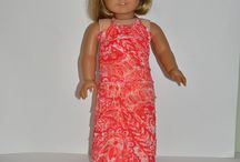 American girl dolls / by Tori Willingham