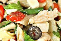 Comidas ricas y saludables