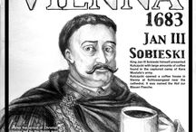 First coffee in Europe / After the arrival of Christian forces led by the Polish king Jan III Sobieski, on September 12, 1683, the siege was broken. Kulczycki was considered a hero by the grateful townspeople of Vienna. King Jan III Sobieski himself presented Kulczycki with large amounts of coffee found in the captured camp of Kara Mustafa's army. Kulczycki opened a coffee house in Vienna at Schlossergassl near the cathedral.