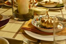 Thanskgiving Ideas  / by Royal Events & Weddings