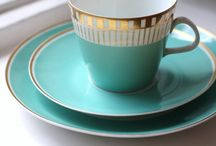 Tea cups done beautifully / Beautiful tea cups  starting a new collection.
