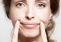 Упражнения для лица и шеи