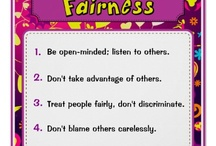 Fairness / Pin ideas to related to showing and teaching fairness to students.