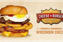 BBQ, Burger & Fritten