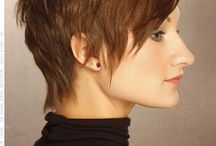 Pixie Hair Styling / Hair styling ideas for pixie hair