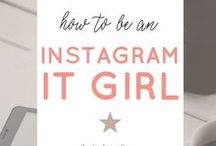 Instagram / Instagram ideas and tips