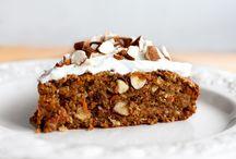Sunde kager uden sukker og hvedemel.