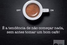 começando o dia com café