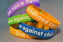 Fundraising & Awareness / Fundraising and awareness wristbands
