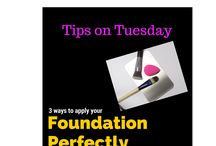 Tips on Tuesday