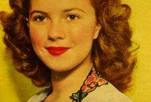 Shirley Temple - Little Girl Mentor