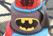 Cakes / by Teri Jenkins Heinen