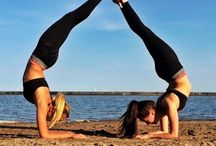 Yoga Poses / Amazing poses for your yoga routines