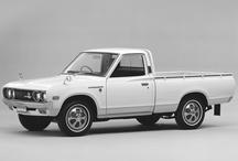 Datsun pickup / Owyeah