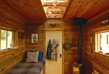 The shack / Ideas for redoing the shed.