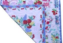 Quilts, Vintage Sheets & Linens
