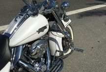 Road King classic white