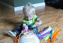 Toddler Activities / Things to keep the little ones busy