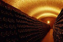 Les caves de Champagne