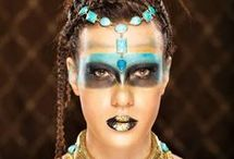 Aztec Inspired Shoot / by Talitha Vanzo