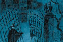 Joseph Vargo: Master of Gothic Fantasy / Готическое таро... Вампиры...