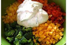 Salads, Sides, & Snacks / by Jessica Rust