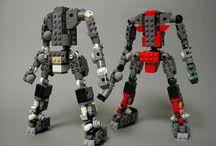 Lego Mech - Frame