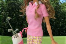 Barbie dolls / by Stephanie Howlett