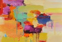 Art/Painting / by Gail Kreunen