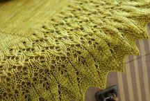 pletené šátky