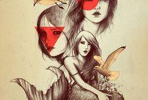 ilustraciones geométricas