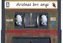 christmas music  / by Courtney McFarland