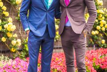 Dapper Dudes - Race wear fashion inspiration for the males
