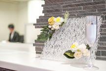 KADO-Japanese flower arrangement / This flower-based PlaRain.