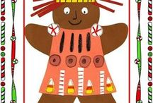 Gingerbread man / by Patricia Mcnichol