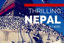 Nepal travel / Travel guides, travel blog posts, travel tips, and inspirational photos for anyone looking to travel or go backpacking in Nepal.