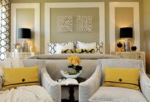 Master bedroom redo / by Danielle Carter