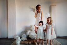 Piccola Lingerie by Flora Lastraioli / PICCOLA Lingerie and Cerimonial collection is  a new project for our little princesses, The line  is dedicated to girls from 1 to 10 years old.